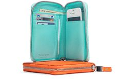 Smart Zip Wallet http://everymomneeds.com/smart-zip-wallet/#