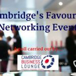 Cambridge's Favourite Networking Event/Group