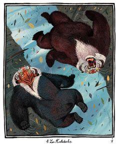 çizgili masallar: The Wonderful Wizard of Oz by Júlia Sardà Book Illustration, Character Illustration, Hidden Art, Visual Development, Illustrations And Posters, Wizard Of Oz, Fantasy World, Art World, Cool Art