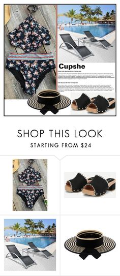 """""""Cupshe 19"""" by ruza66-c ❤ liked on Polyvore"""