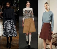 If you think that skirts are the wardrobe item for spring and summer, you'll change your mind after taking a look at trendy skirts Fall/Winter 2015-2016. Description from cinefog.com. I searched for this on bing.com/images