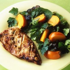 Soy and Ginger Turkey Steaks