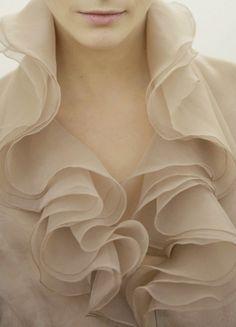 Valentino haute couture s/s 2011 backstage