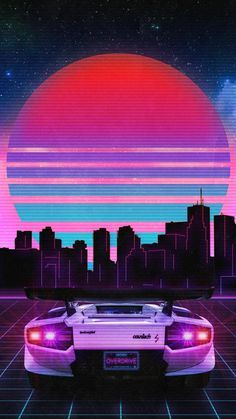 It doesn't get more 80s than this 'DeLorean' by Fantiki