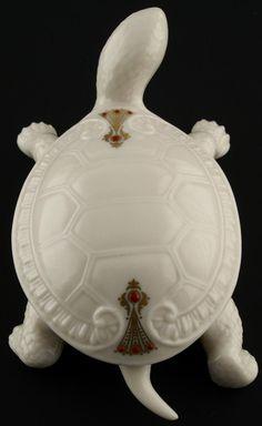 "lenox figurines | Lenox Turtle Figurine - Lenox China Jewels Collection - 2.25"" Tall"
