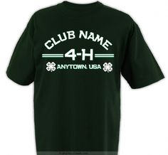 4-H Club Design SP2814