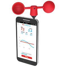 Wind Meter for Smart Phones