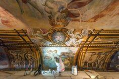 Restauro del castello di Ugento - Area Museale, Ugento, 2016 - Vincenzo Guadagno