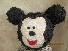 Mickey  Pinata  Mouse Pinata  Mickey Pinata  by IsabellasFunHouse, $34.99