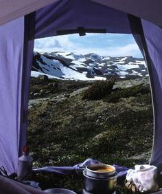 #camping #mountains