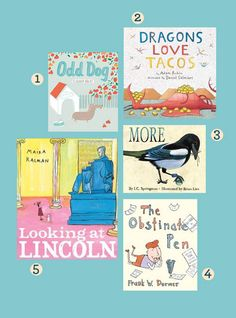10 Great Picture Books from 2012 (click through for all 10)
