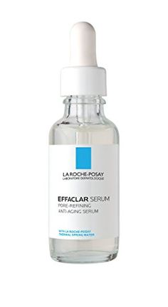 La RochePosay Effaclar PoreRefining AntiAging Facial Serum 1 Fl Oz ** Learn more by visiting the image link.(This is an Amazon affiliate link and I receive a commission for the sales)