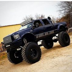LIFTED HIGH FORD