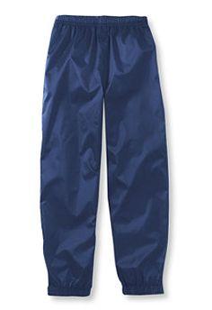 #LLBean: Kids' Discovery Rain Pants