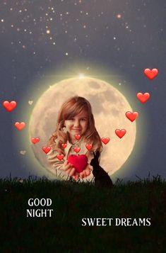 Good Night Love Quotes, Beautiful Good Night Images, Romantic Good Night, Cute Good Night, Good Night Gif, Beautiful Photos Of Nature, Good Night Sweet Dreams, Beautiful Fairies, Day For Night