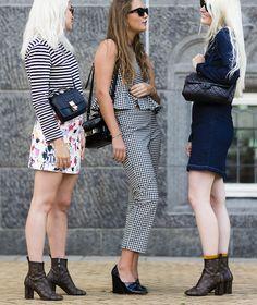 fashionable chats. Copenhagen.