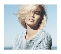 Lara Bingle | hair | colour | bob