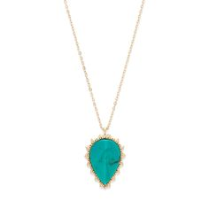 Love this! Myra Turquoise necklace on sale for only $26 Found it on MysticJewlery.kitsylane.com
