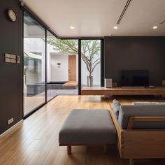 Twin House,© Ketsiree Wongwan