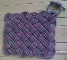 How To Make A Rope Rug :: SuperTopo Rock Climbing Discussion Topic   Page 5