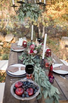 1000 images about fall weddings festivities on pinterest blue fall weddings fall wedding - The splendid transformation of a vineyard in burgundy ...