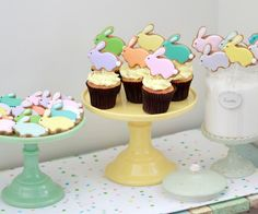 Easter+Sweet+Table