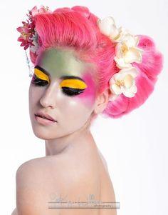 Avant Garde Makeup By Van Tran @ vanitysd.com