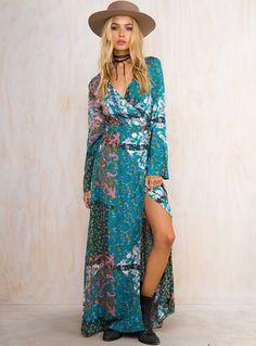Opal Fern Maxi Dress Princess Polly $70