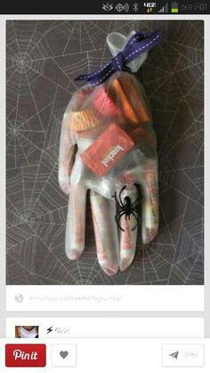 Hallowen goody bags