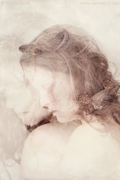 The Nymph Emerging  FREE SHIPPING  Print. Caryn Drexl Photography. Conceptual, Surreal, Portraits.