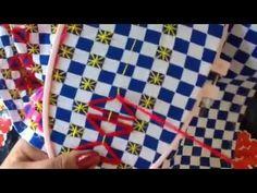 -6 bordado español con cony - YouTube