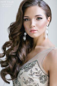 Wedding Hairstyles with Pure Elegance - MODwedding