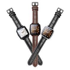 Uwatch Lederband Smartwatch Bluetooth Smart Watch Armbanduhr für IPhone 5 6 plus 7 Xiaomi Meizu HTC Samsung S6 S5 S4 Anmerkung3 //Price: $US $82.99 & FREE Shipping //     #smartuhren