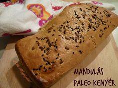 Megfőzlek...: Mandulás paleo kenyér