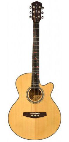 Fretlight adds acoustic guitar model