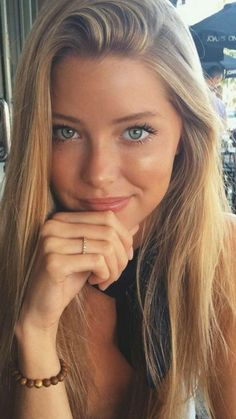 Pretty Women Nation brings the worlds most beautiful women to your screen. Beautiful Blonde Girl, Beautiful Eyes, The Most Beautiful Women, Girl Face, Woman Face, Blonde Girl Selfie, Blonde Selfies, Blue Eyed Girls, Hot Blonde Girls