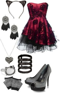 """Foxtrot"" by priceless-and-dashing-fo-rev-er ❤ liked on Polyvore"