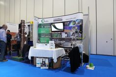 M2FX ECOC LONDON 2013 Pop Up Display Stand & Graphics.