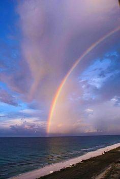 Rainbow Magic, Rainbow Sky, Love Rainbow, Rainbow Aesthetic, Sky Aesthetic, Rainbow Photography, Nature Photography, Aesthetic Backgrounds, Aesthetic Wallpapers