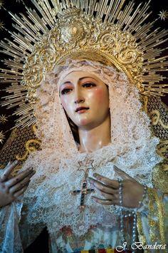 Las Fotografías de Bandera: La Virgen de la Estrella de Sanlúcar de Barrameda
