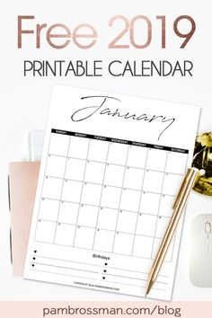 2020 Free Printable Calendar 2020 Free Printable Calendar,printables Free Printable Calendar 2020 get the updated version of this popular free 2020 printable calendar including birthday reminders for each month. Free Calender, Calendar 2019 Printable, Monthly Planner Printable, Monthly Calendar Template, Blank Calendar, Weekly Planner, Bullet Journal 2019 Calendar, Calendar 2019 Monthly, Free Printable Calendar Templates