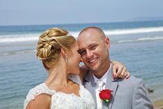 Dream Beach Wedding in San Diego, CA