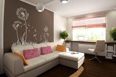 Дизайн однокомнатной квартиры 30 кв. м. Фото дизайна интерьера однокомнатных квартир | Ремонт квартир.me