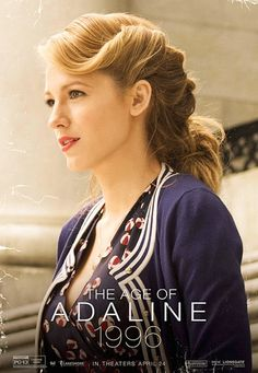 Blake Lively - Age of Adaline (1996)