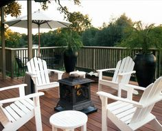 Outdoor Rooms by Lisa Holt, Dezignwrks