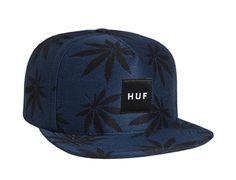 dc56a7048bbb2b Jacquard Plantlife Snapback Cap by HUF