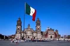 Cathedral of Mexico City and Sagrario Metropolitano. I love Mexico City! Mexico Vacation, Mexico Travel, Living In Mexico, Top Destinations, Cheap Hotels, Puerto Vallarta, Vacation Packages, Culture Travel, Mexico City