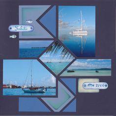 Tahiti 2006 | Azza - Leader du scrapbooking