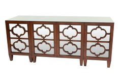 D'Style, Inc.  Aspen Console. #hospitality #interiors