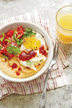 Let Your Slow Cooker Handle Breakfast: Creamy Grits Mexi-Casserole